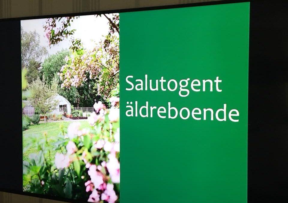 Tre Stiftelser i Göteborg nyfikna på itACiH Verksamhetsstöd