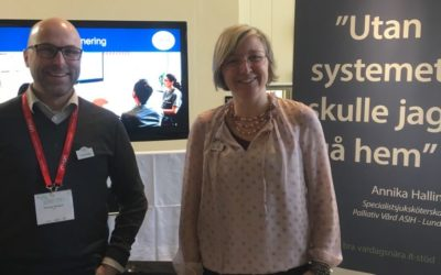 itACiH på Palliativa Konferensen i Stockholm
