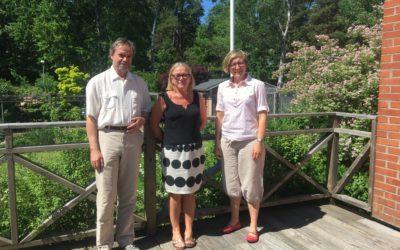 Tre Stiftelser i Göteborg