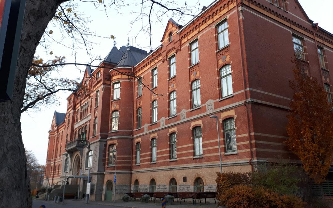 Tre Stiftelser i Göteborg!