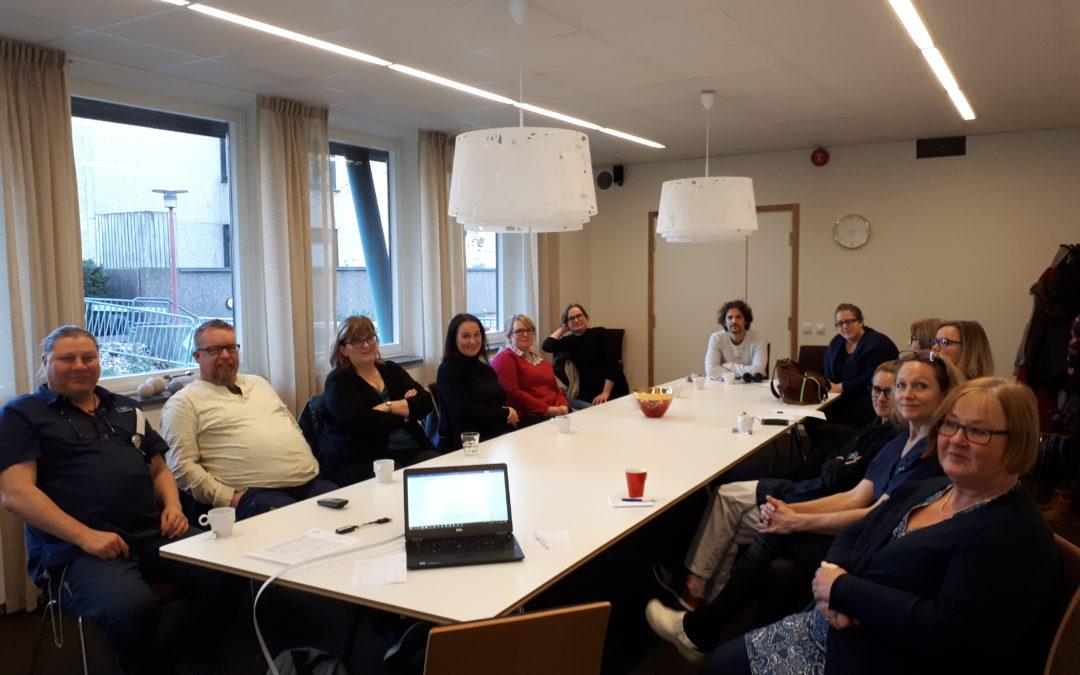 itACiH – nu på Tre Stiftelser i Göteborg